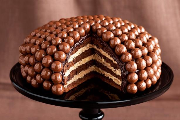 AMAZING MALTESERS CAKE!!