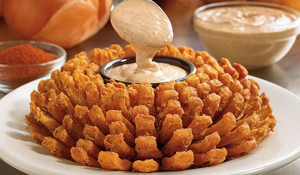 MAKE YOUR VERY OWN BLOOMIN' ONION!!