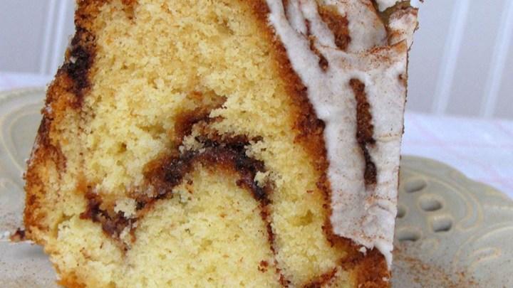 CINNAMON SWIRL COFFEE CAKE!!