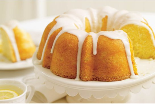 YUMMY LEMON BUNDT CAKE!!