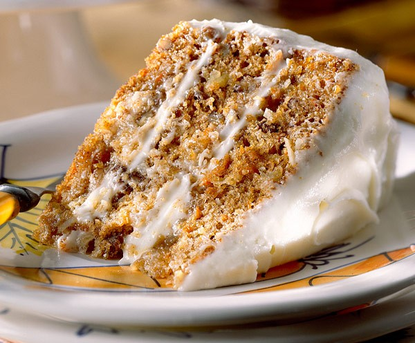 THE BEST CARROT CAKE EVER!!!