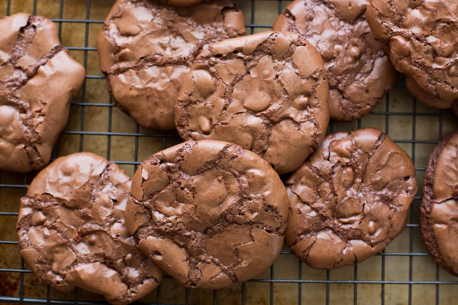 DECADENT BROWNIE COOKIES!!
