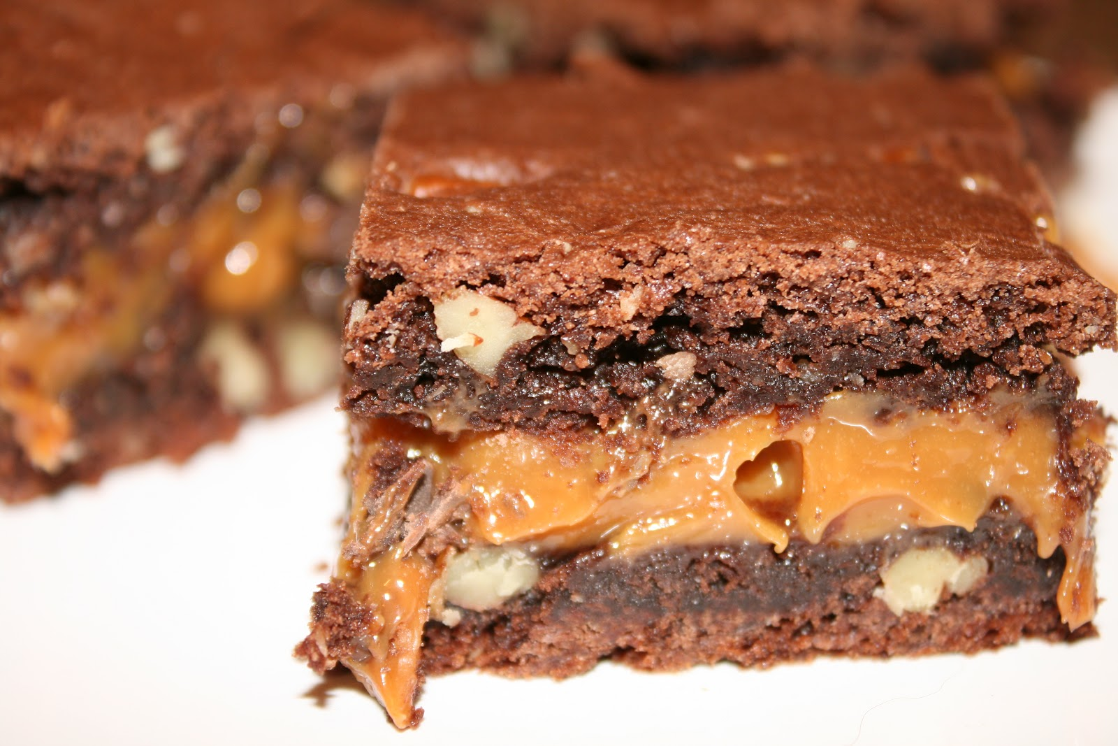KNOCK YOU NAKED BROWNIES!!
