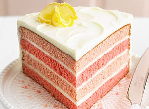 PINK LEMONADE CAKE!!