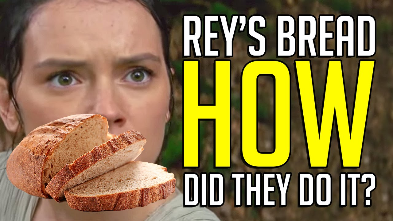 REY'S PORTION BREAD!!