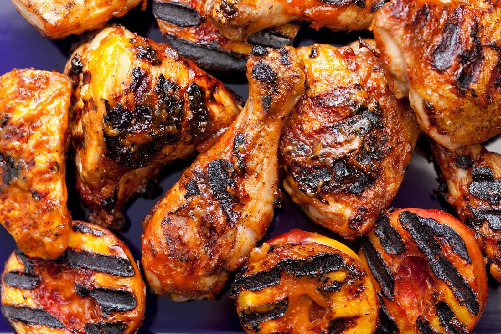 BBQ GRILLED CHICKEN!!