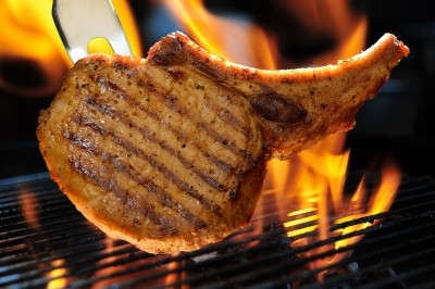 ULTIMATE GRILLED PORK CHOPS!!