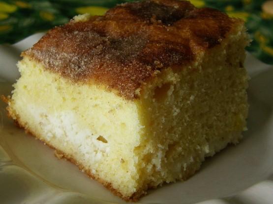 RICOTTA CAKE!!