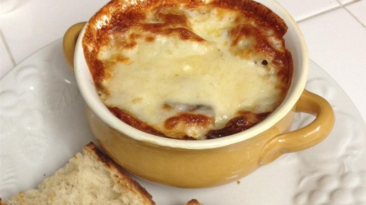 RICH & SIMPLE FRENCH ONION SOUP!!