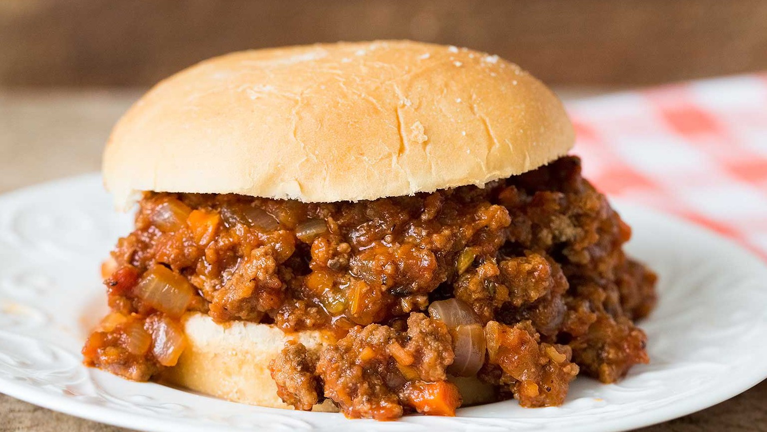 TURKEY SLOPPY JOES!!