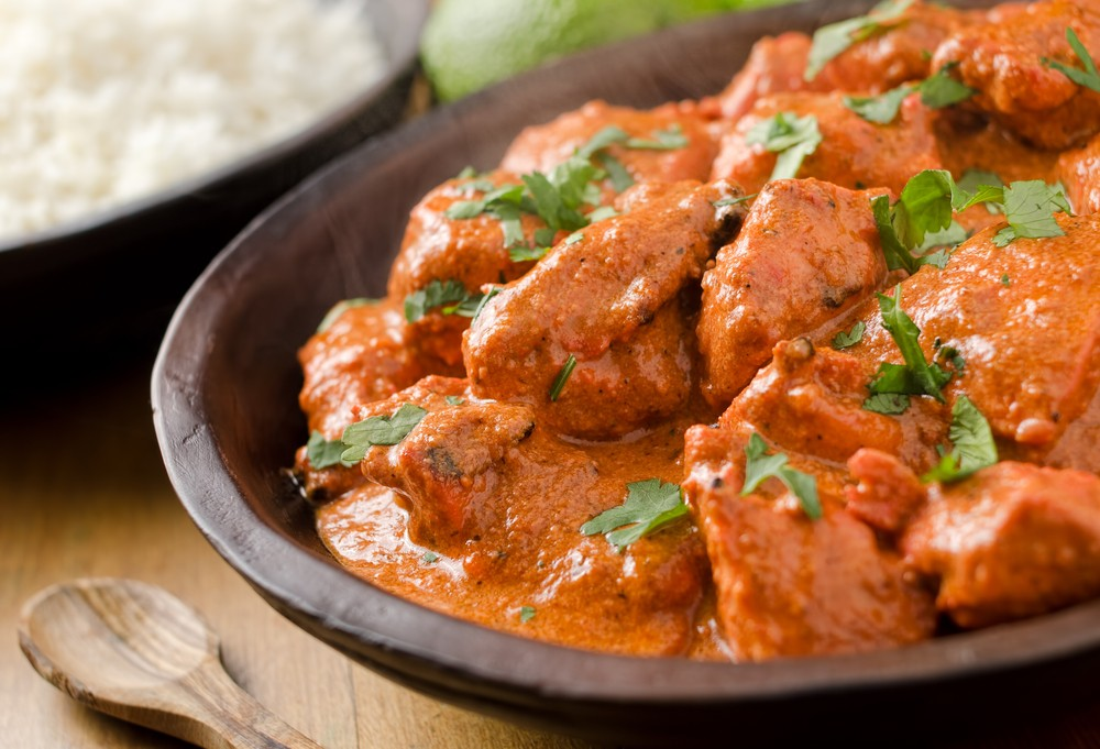 FABULOUS INDIAN BUTTER CHICKEN!!
